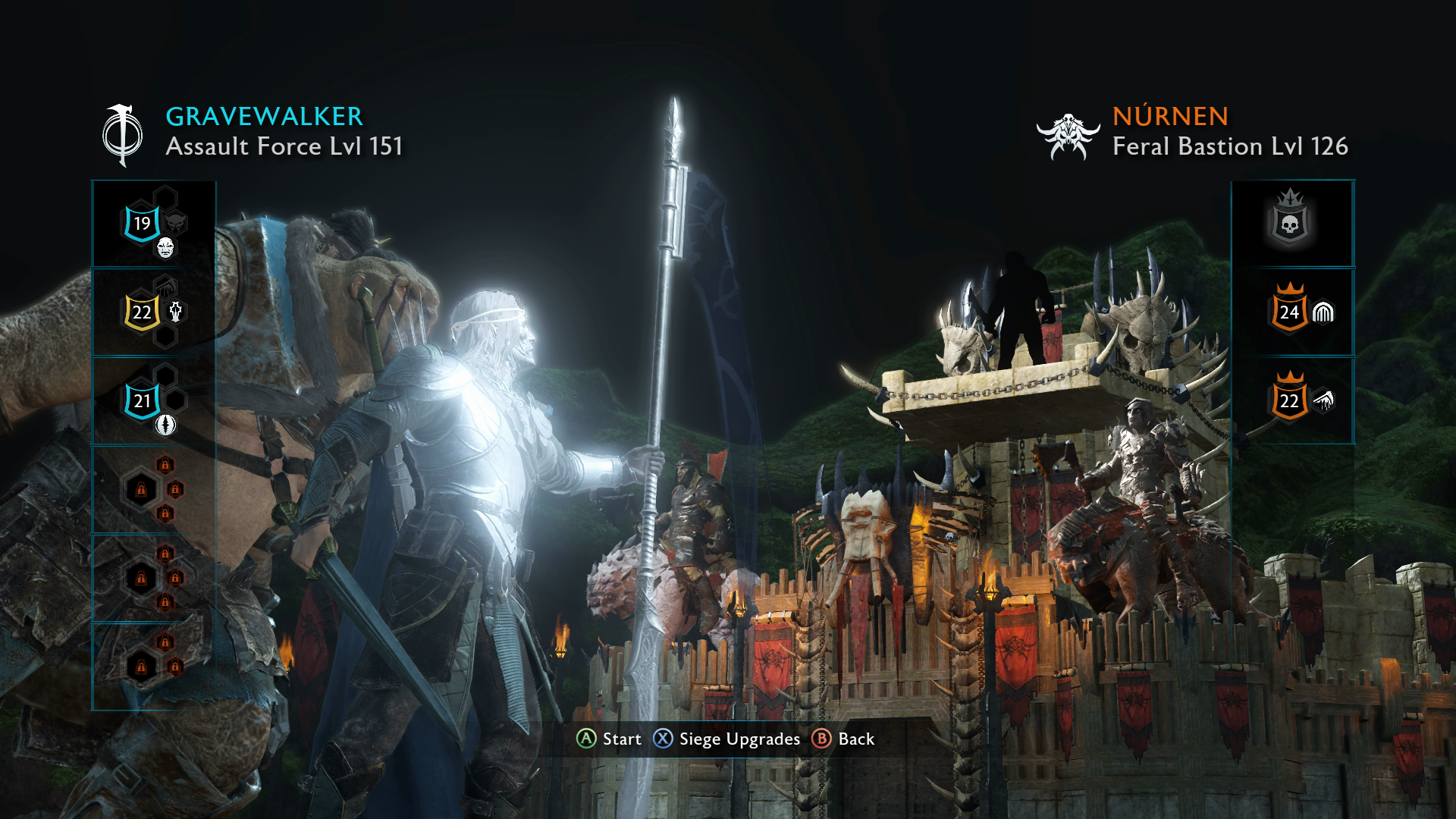 Middle-earth: Shadow Of War Launches On PS4, Xbox One And PC