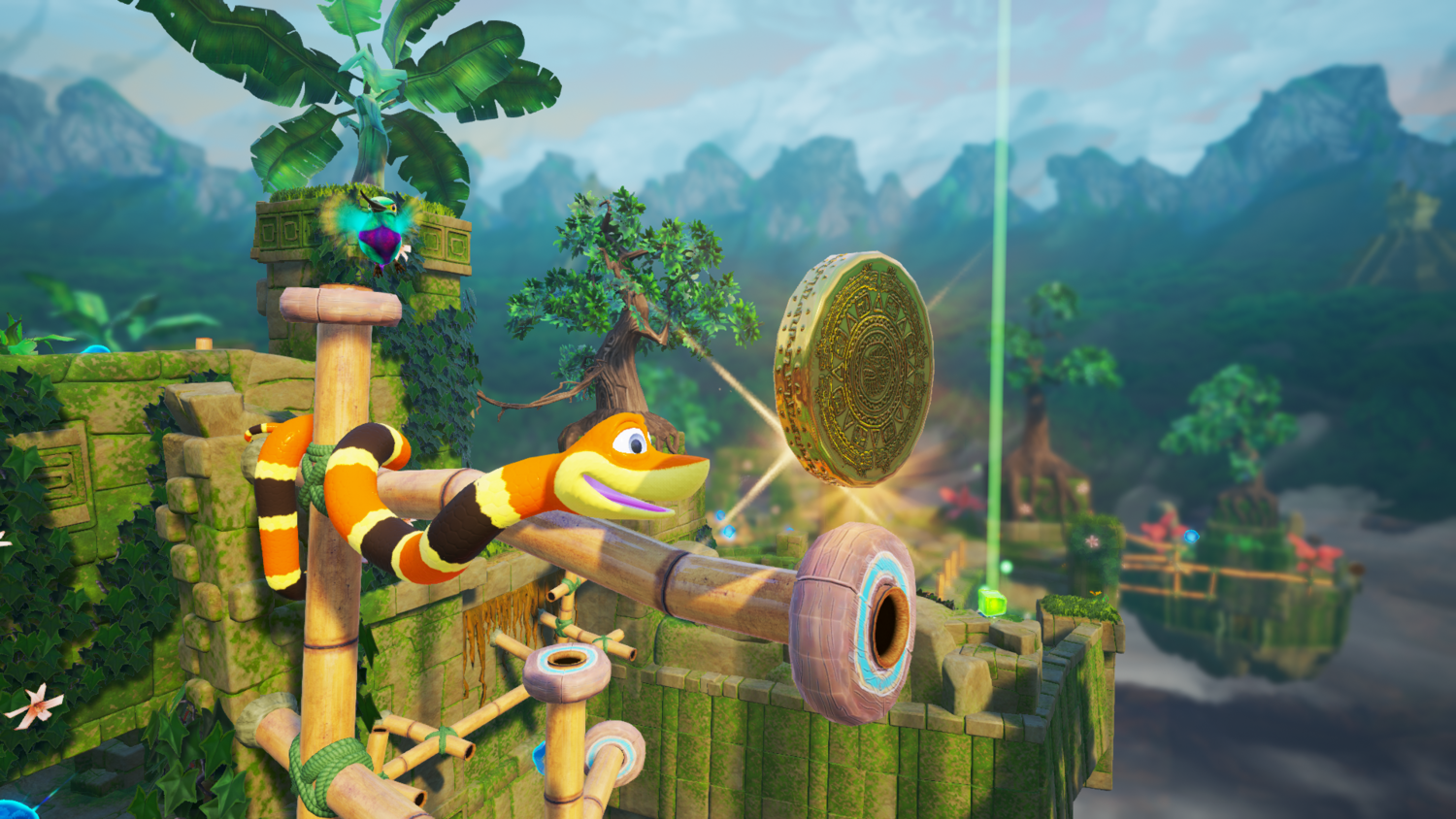 Snake Pass | Nintendo Switch