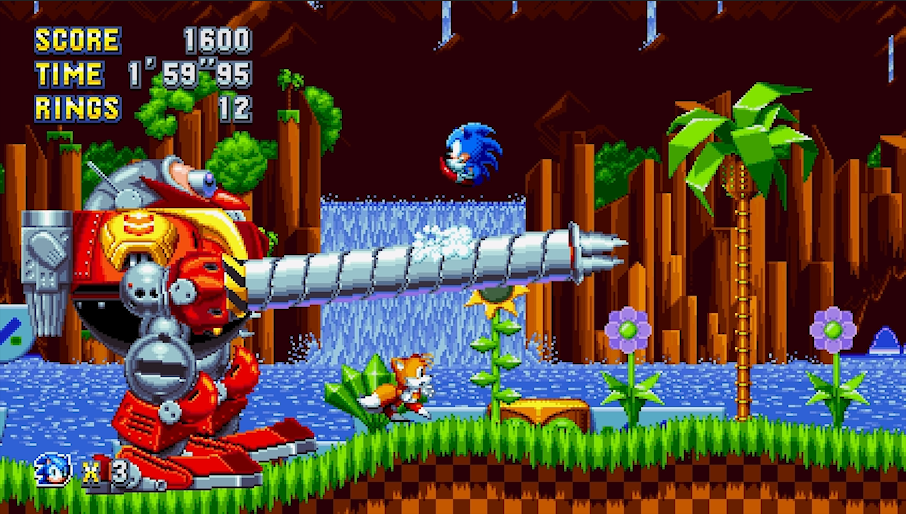 This early boss in Sonic Mania is nothing compared to what comes later