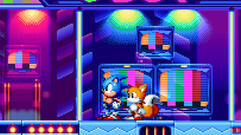 Sonic Mania Review: Rolling Around at the Speed of Schmaltz