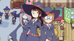 Starbound Dev Teasing Game That Recalls Little Witch Academia