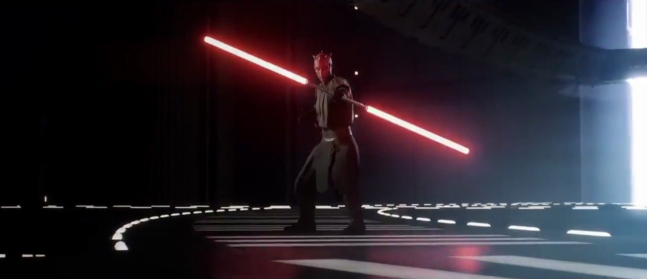 Darth Maul Battlefront II