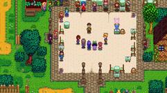 Stardew Valley Multiplayer Mode Previewed in New Tweet From Creator