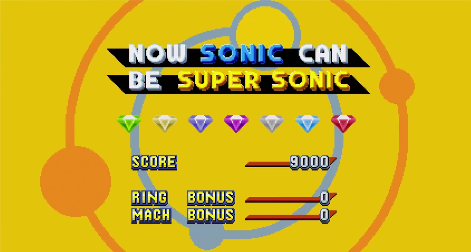 how to unlock super sonic in sonic mania