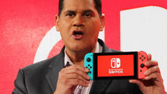 USgamer At the Nintendo Switch Event in New York