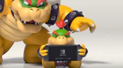 Bowser and Bowser Jr Outline the Switch's Parental Controls in a Warm Family Drama