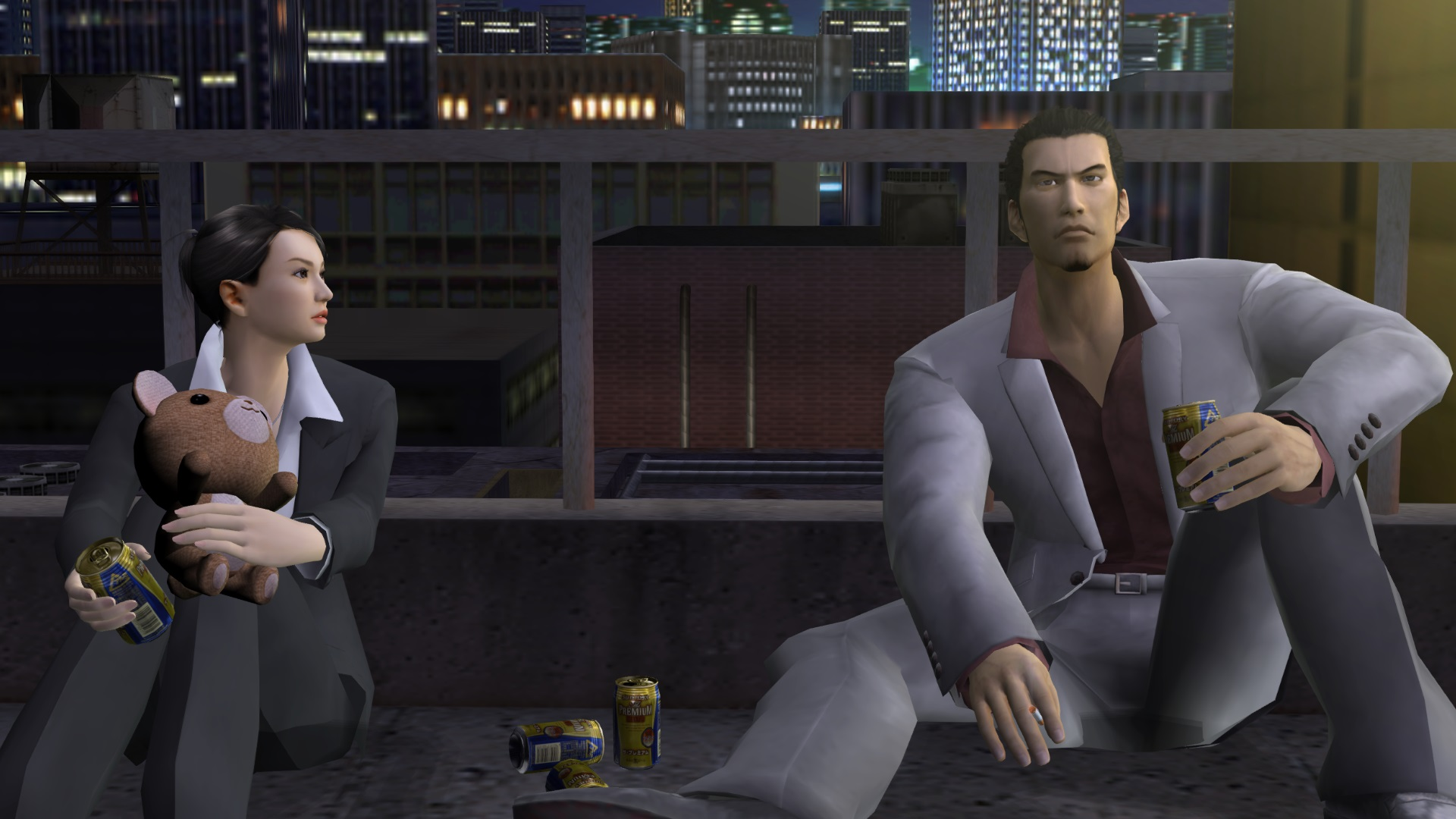 Sega Announces Yakuza Kiwami 2 for PS4