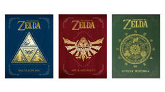 Zelda Encyclopedia, Hyrule Historia and Arts & Artifacts Books down by 40% This Week