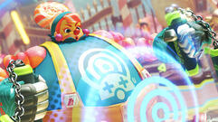 Arms' New Fighter and Custom Controls Are out Now, and Are Both as Sweet as Can Be