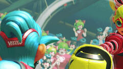 Arms for the Nintendo Switch Looks Fun, but It's Barely Armed