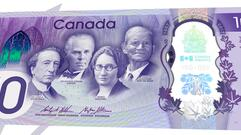 The Konami Code Works on a Website for Canada's New $10 Bill