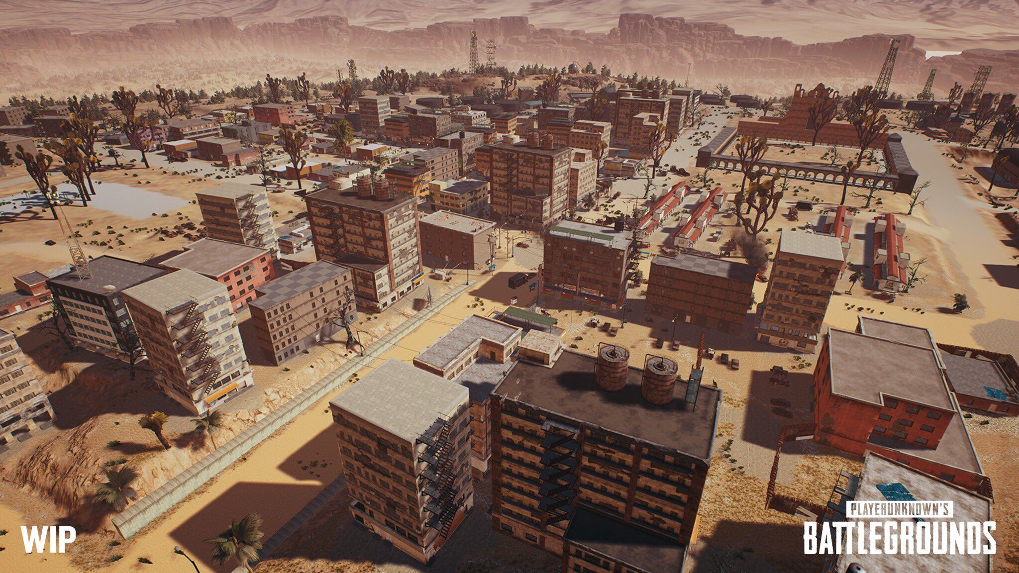 PUBG desert map will get gameplay reveal next week