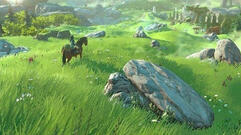 Huge Maps Reveal Zelda: Breath of the Wild's Topography in Detail