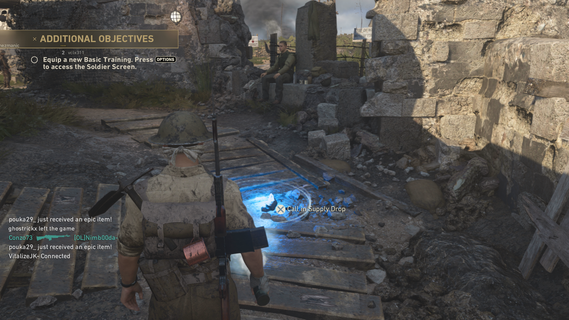 New Call Of Duty WW2 Patch Has Unexpected Problems With Current Game