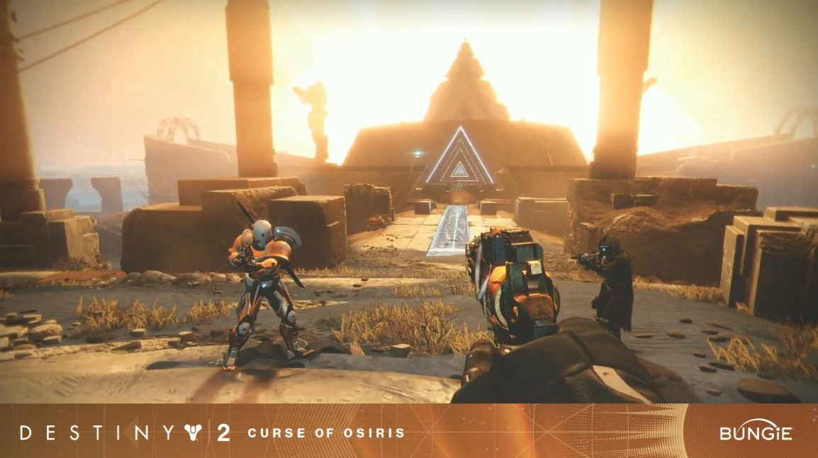 Destiny 2 – Expansion I: Curse of Osiris Livestream Taking Place November 15 on Bungie Twitch Channel
