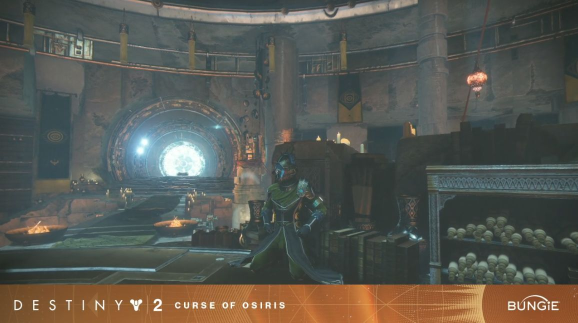 Destiny 2 - Expansion I: Curse of Osiris Livestreams