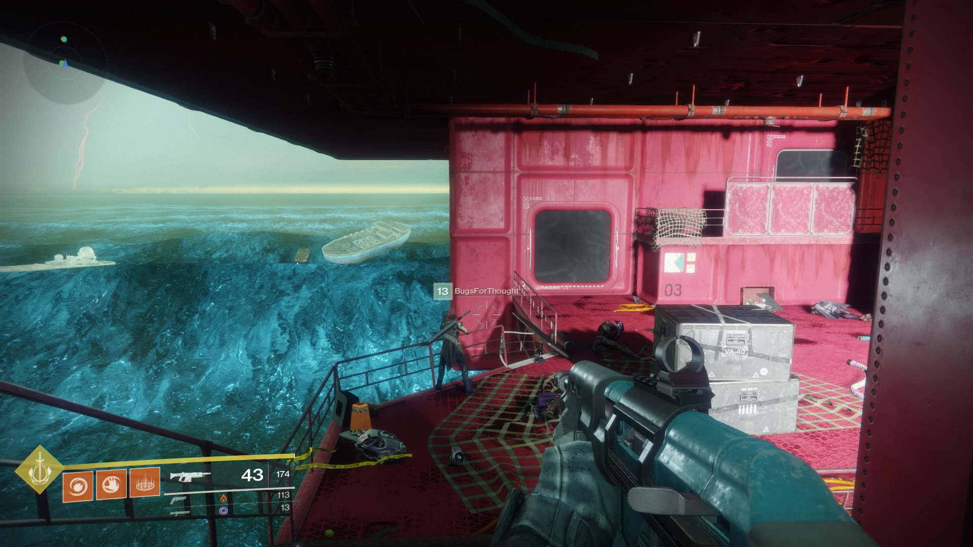 Destiny 2 is Gorgeous, so Where's the Photo Mode Bungie? | USgamer
