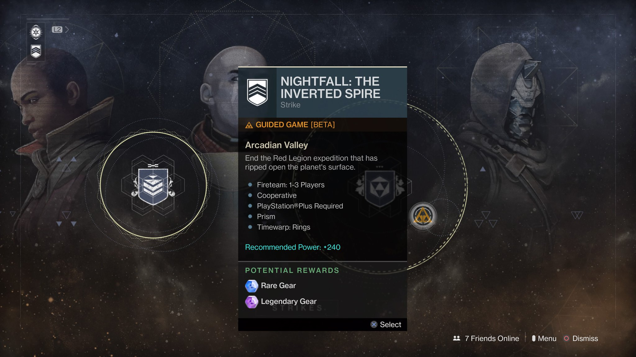 matchmaking destiny nightfall Destiny – weekly nightfall guide and  the problem is there is no matchmaking and you really need  you must be live in twitch and must be in destiny and ready.