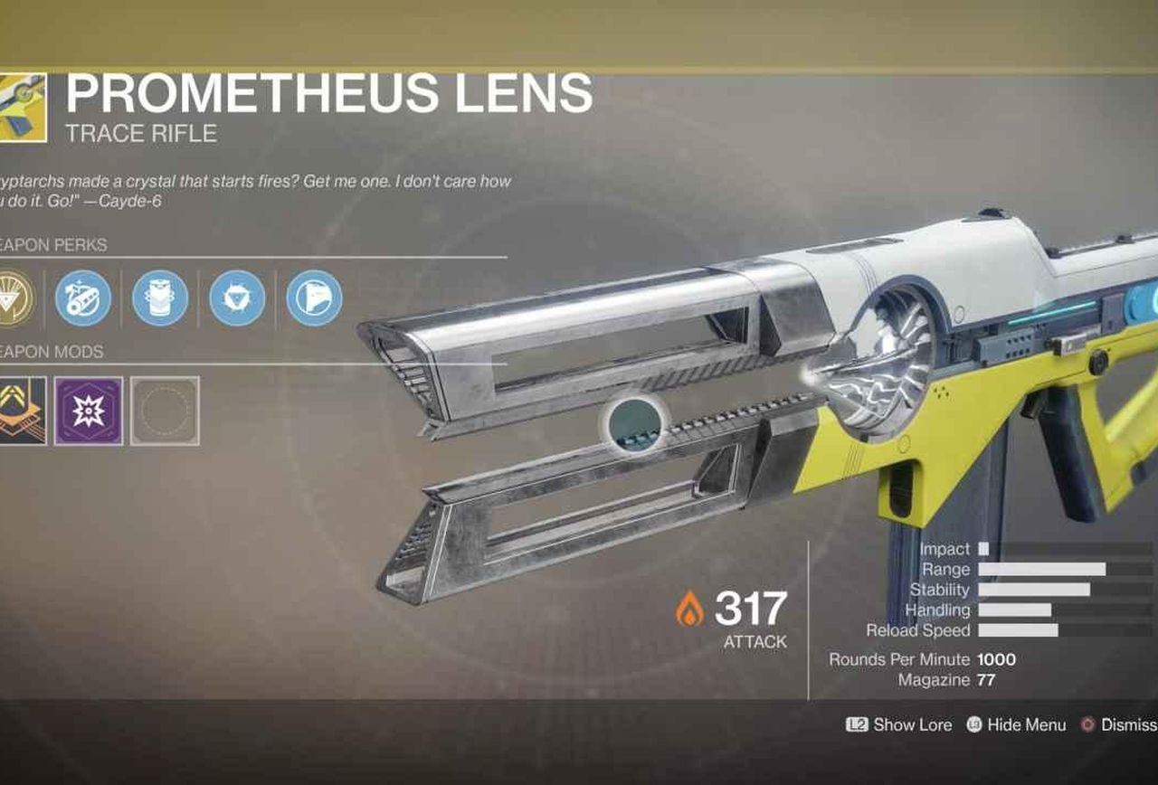 how to get exotic catalyst in destiny 2