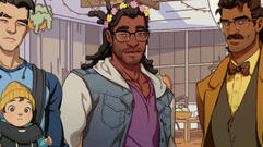 Dream Daddy Reminds Me My Childhood Was Weird, and That's OK