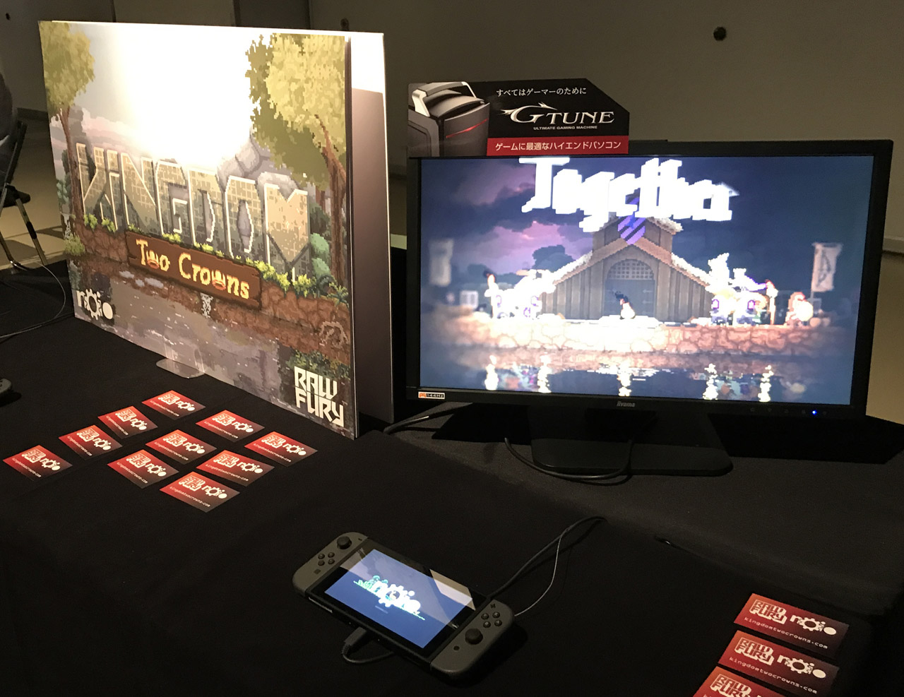 the past was on prominent display at bitsummit 2017, but the event