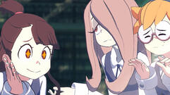 Little Witch Academia Game Casts a Spell on Japan in November