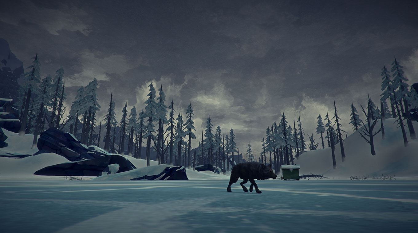 The Long Dark Guide  How To Survive A Wolf Attack