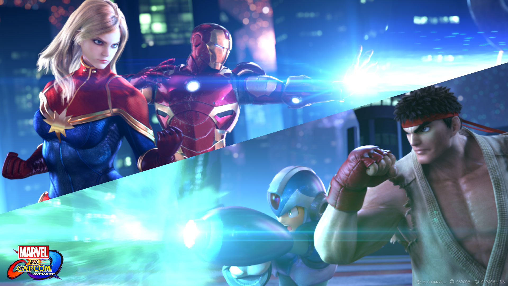 Marvel vs. Capcom Infinite's 4 Remaining DLC Characters Revealed