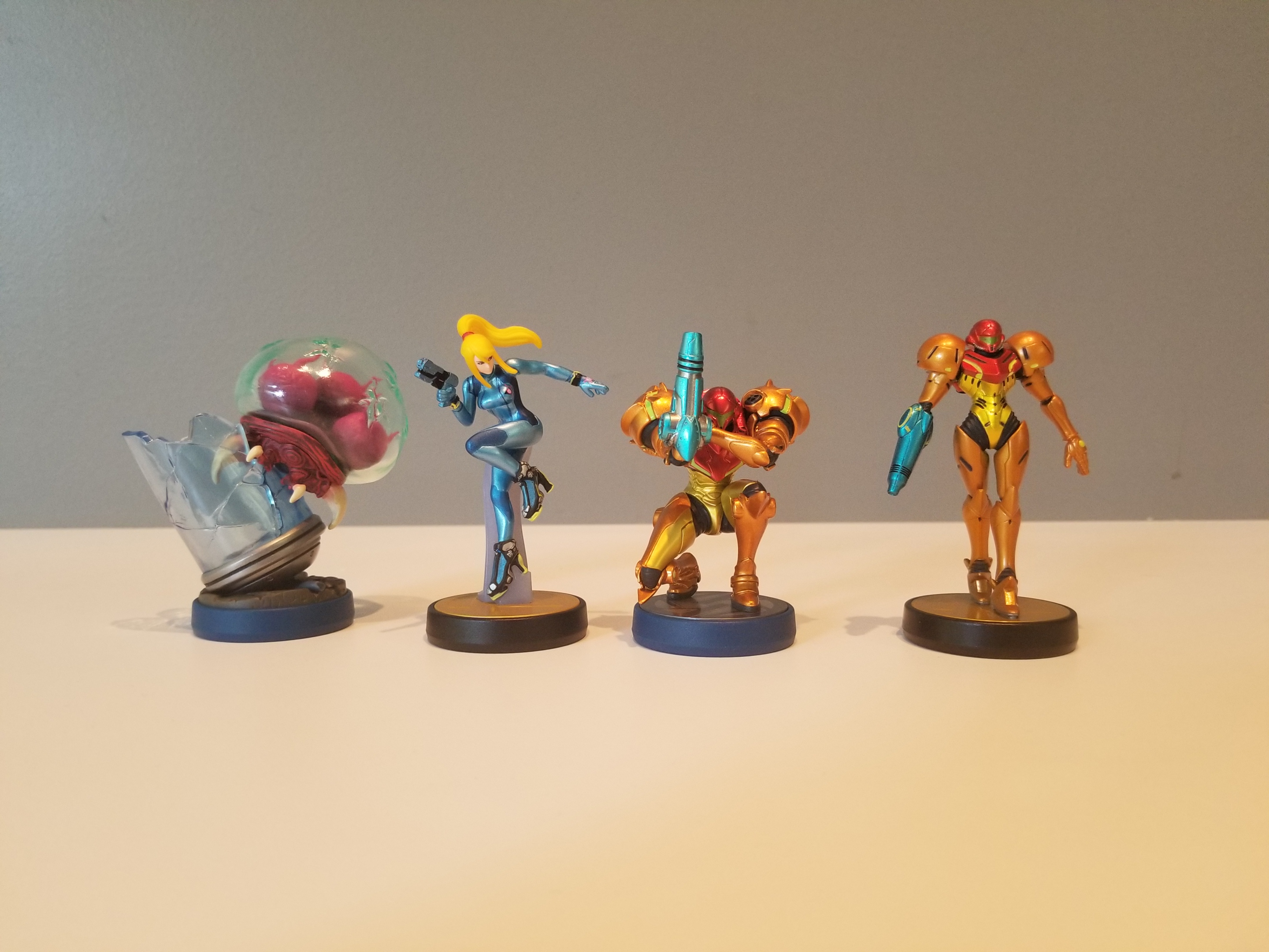 IGN takes a close look at Metroid: Samus Returns' amiibo functionality