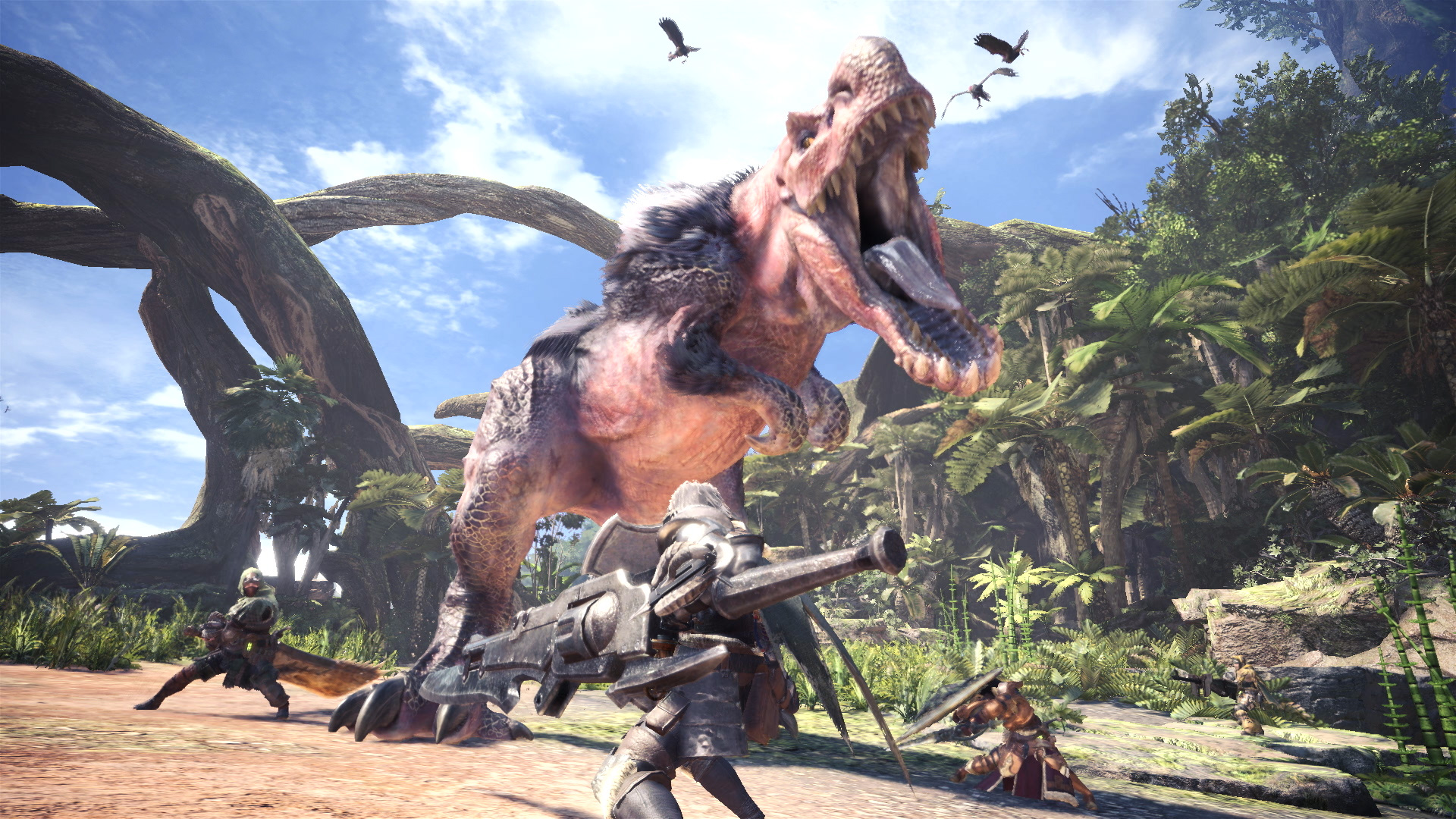 Details unveiled for Monster Hunter World beta this weekend