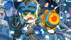 Mighty Gunvolt Burst: We Talk to Inti Creates About The Upcoming Sequel