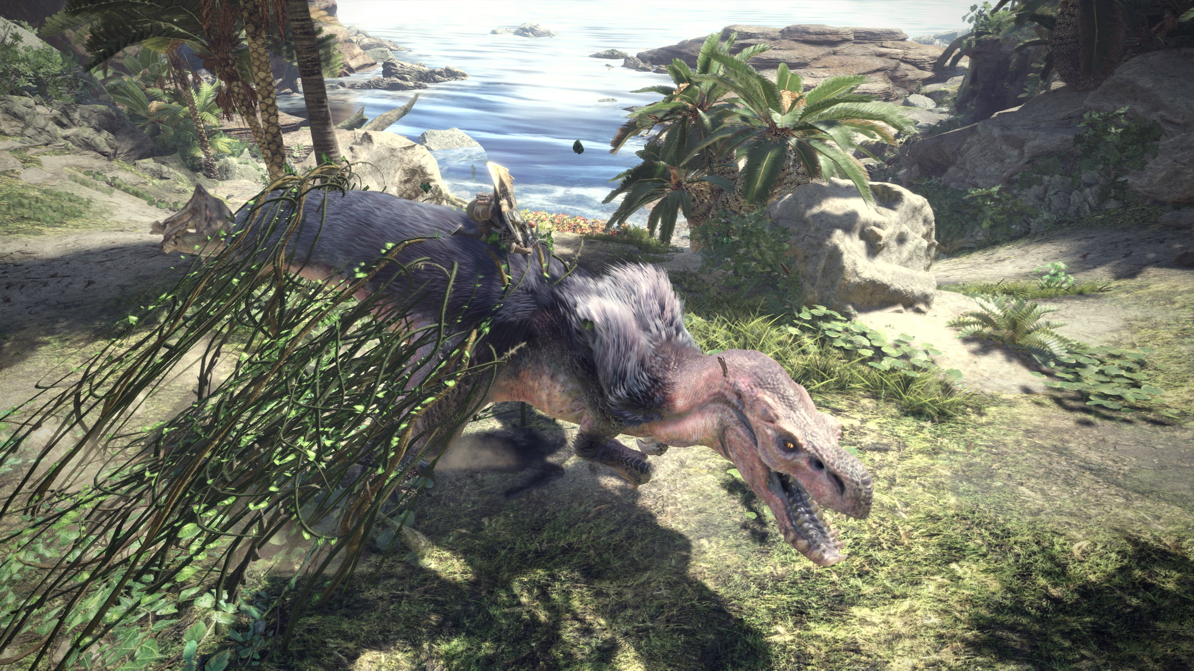 Capcom sheds some light on Monster Hunter World's PC delay