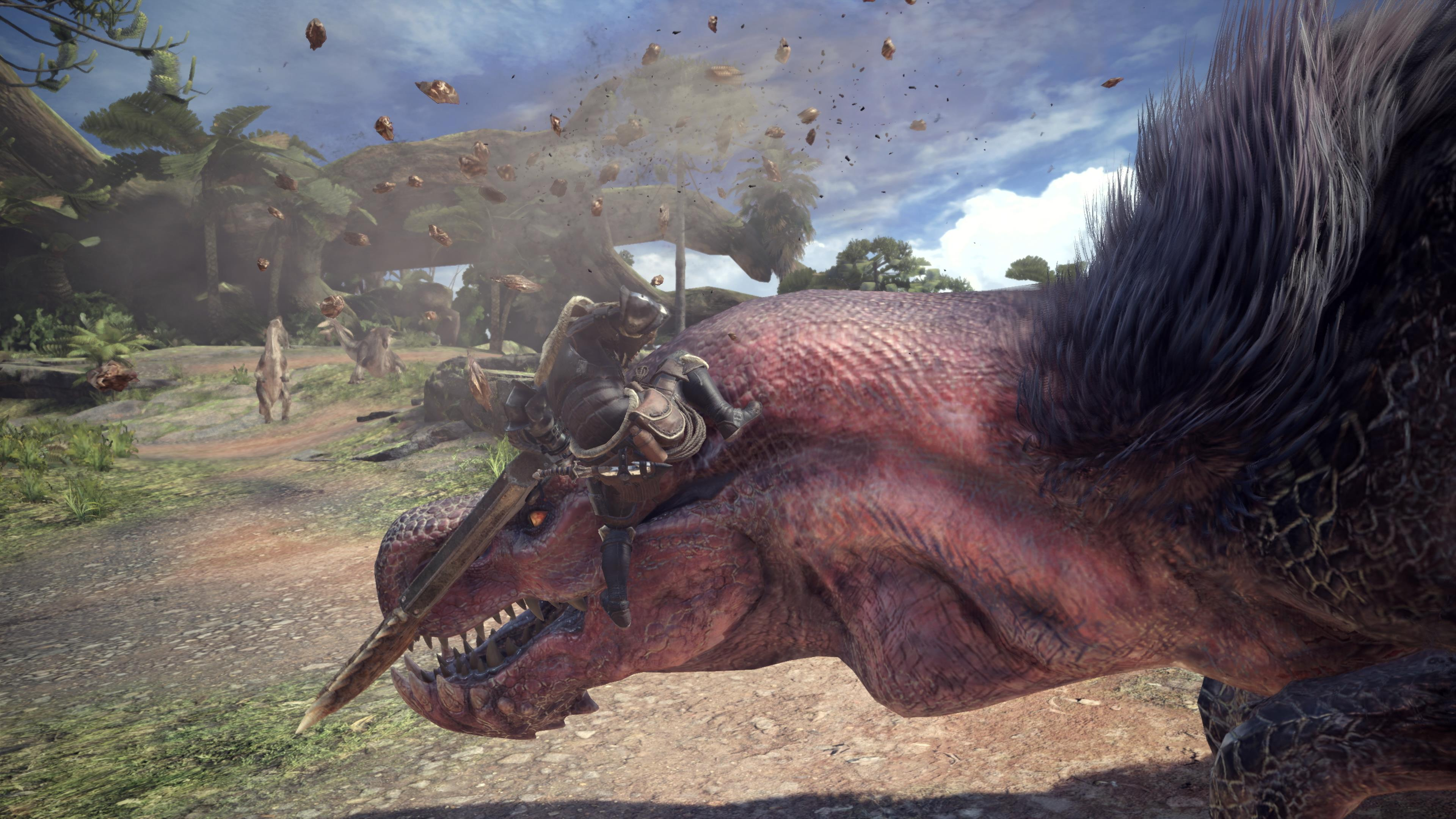 CAPCOM Explains Monster Hunter World's PC Delay