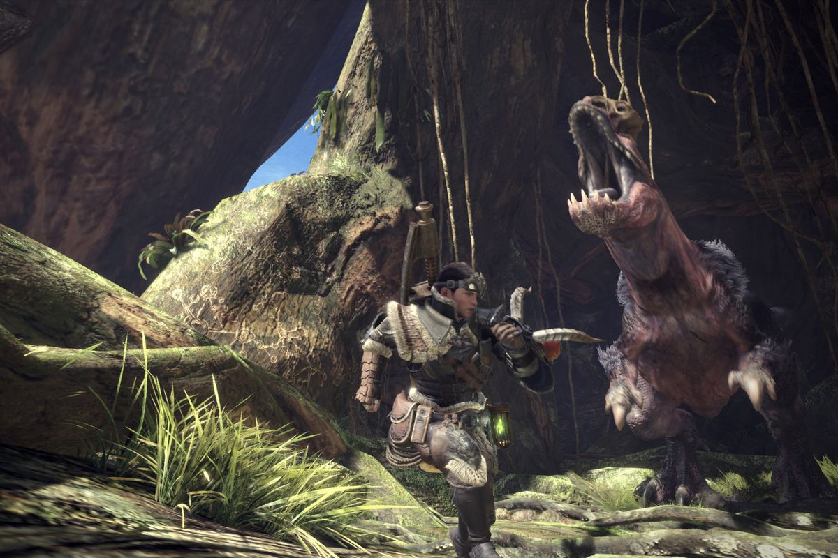 Capcom Shows Off More Of Monster Hunter