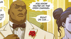 Overwatch's Newest Webcomic Puts the Spotlight on Doomfist and the Evil Organization of Talon