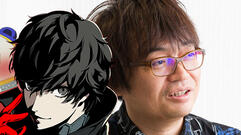 Persona 5's Katsura Hashino on His Favorite Characters, Japanese vs. Western Storytelling, and Anxiety