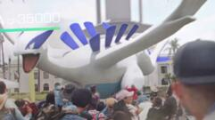 Pokemon Go's First Legendary Pokemon is Lugia