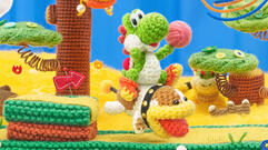 Poochy & Yoshi's Woolly World 3DS Review: Poochy Ain't Stupid