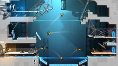 The Newest Portal Game is Actually a Bridge Constructor Spin-off