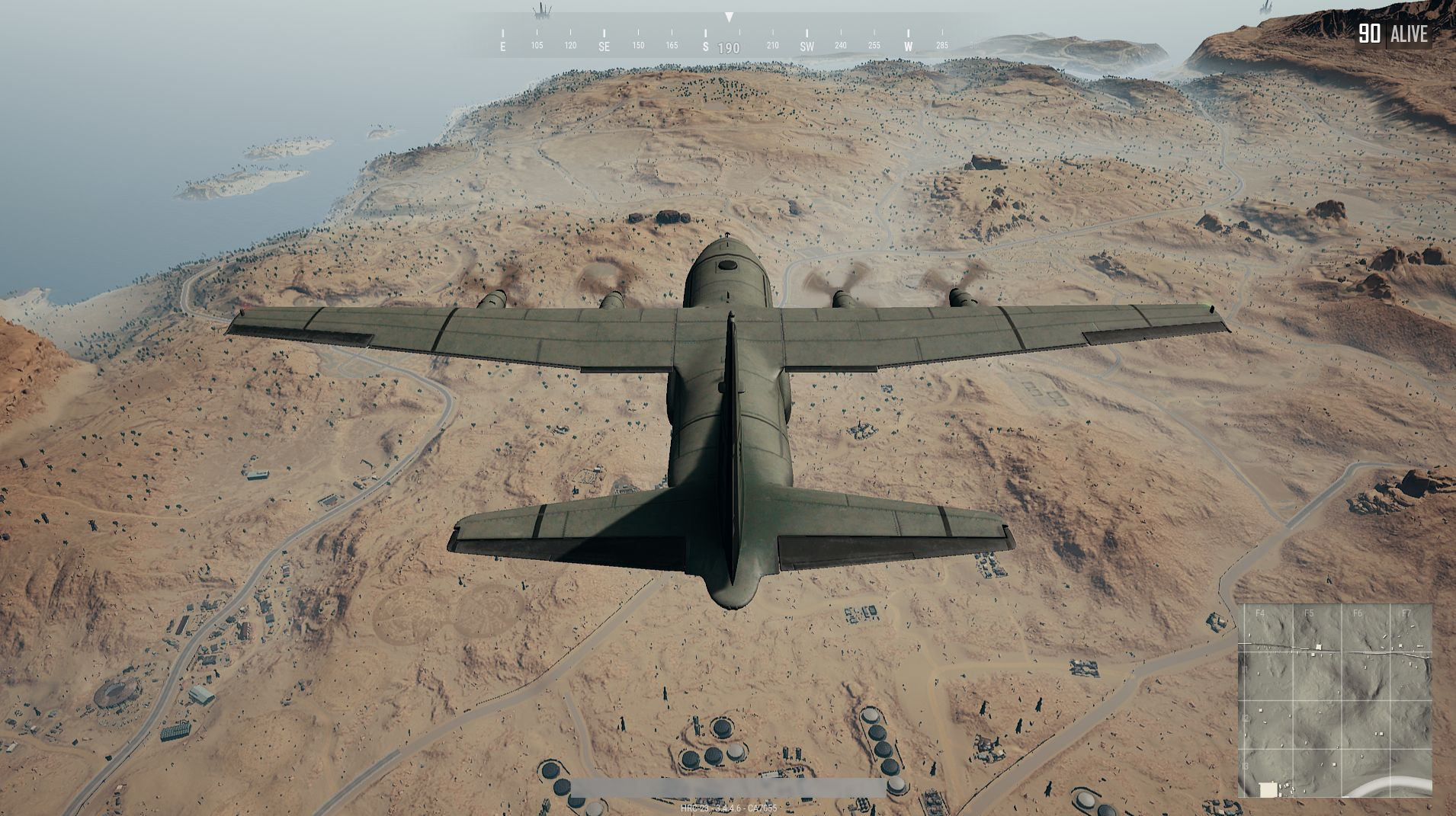 Pubg desert map guide how to win on the miramar desert for The miramar