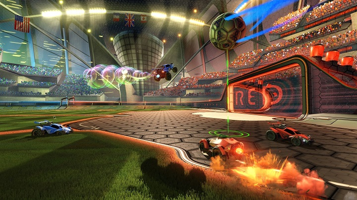 Rocket League gets a Language Ban system to automatically ban offensive players