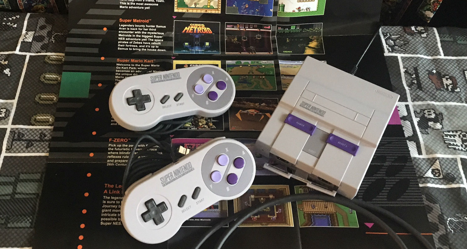 Snes classic edition review is the snes classic edition - How much is a super nintendo console worth ...