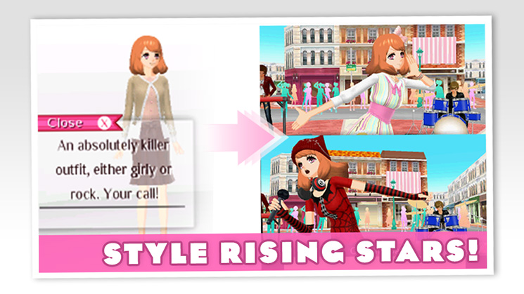 style savvy dating Style savvy, known in the pal region as nintendo presents: style boutique, is a  fashion video  style savvy is played by holding the ds sideways, and the game  utilizes the clock and date settings on the system there are 8 locations where.