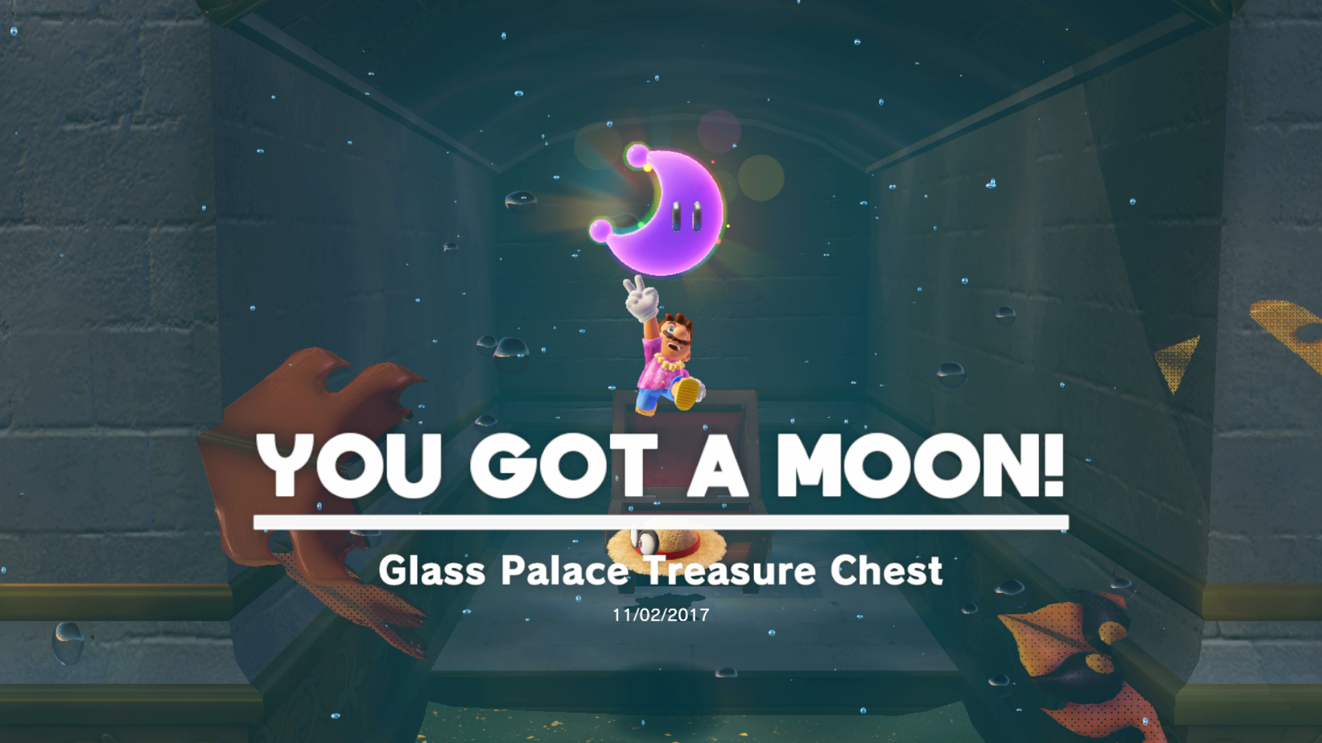 Glass Palace Treasure Chest