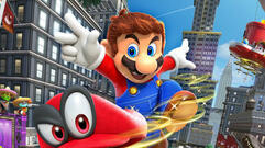 Super Mario Odyssey Review: Gotta Capture 'em All