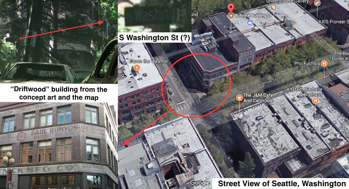 More proof that Part II could take place in Seattle, Washington: : thelastofus