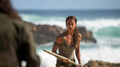 Debut trailer for the New Tomb Raider Movie Releases Online