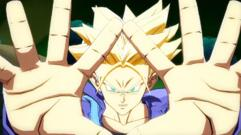 Trunks Slices and Dices in Dragon Ball FighterZ