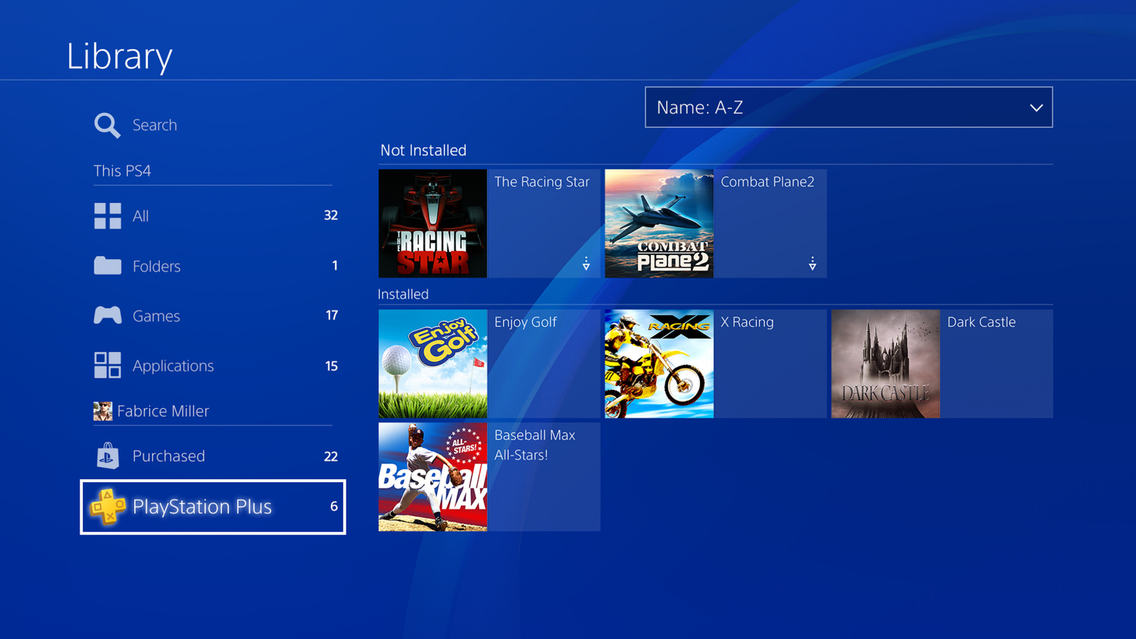 PS4's next firmware update helps users clean up the clutter