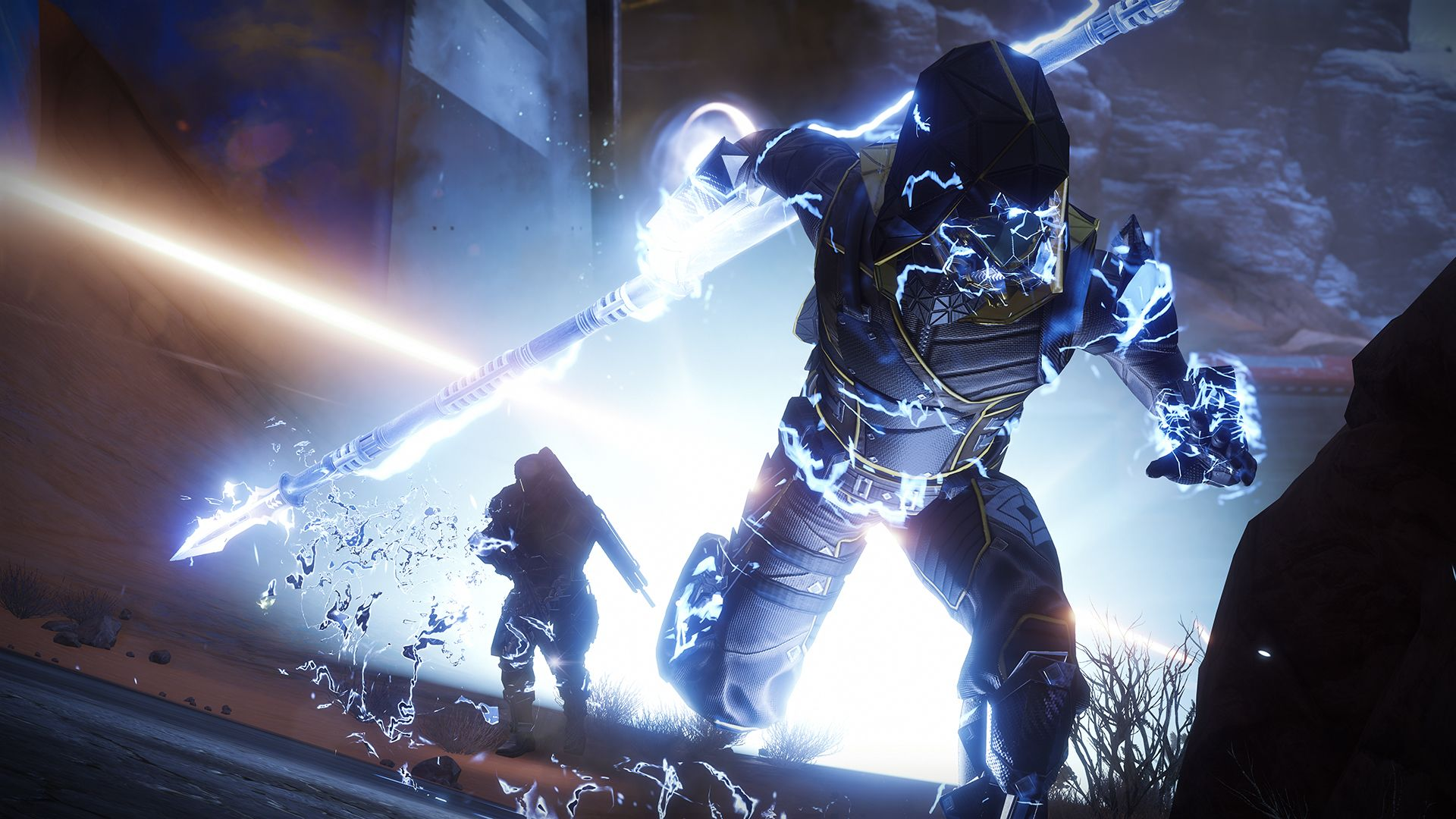 Destiny 2 How To Trigger The Heroic Rift Generator Public Event